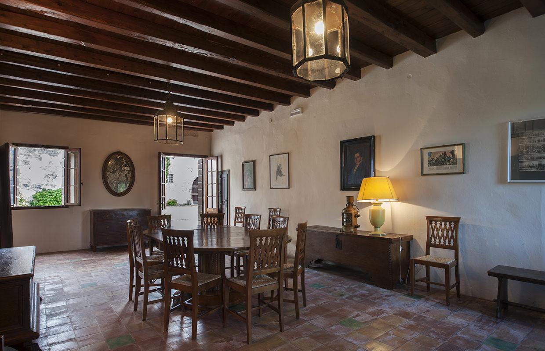 Sala del Camino, Abbey of Santa Maria di Pero