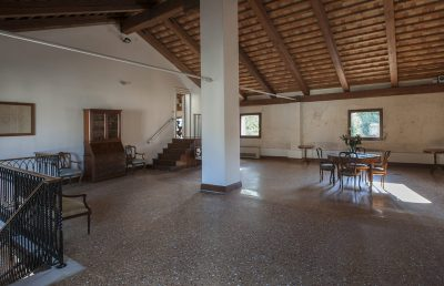 Sala di San Giorgio Abbazia di Pero - Ninni Riva